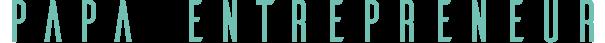 logo papa entrepreneur